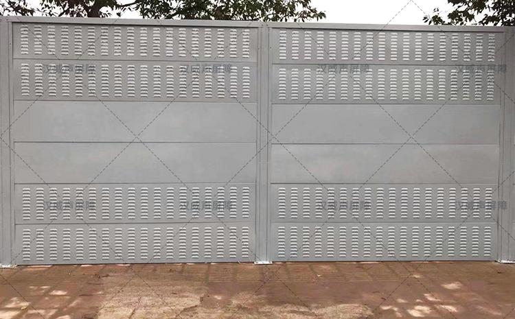 施工隔音围栏