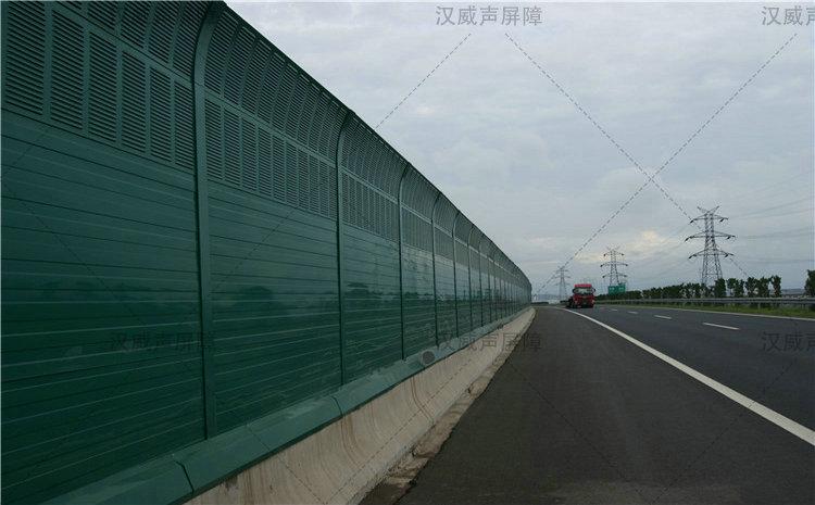 甘肃白银声屏障护栏