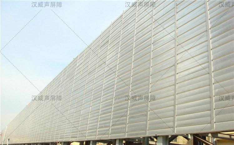 陕西宝鸡厂界围墙防噪音隔离栏