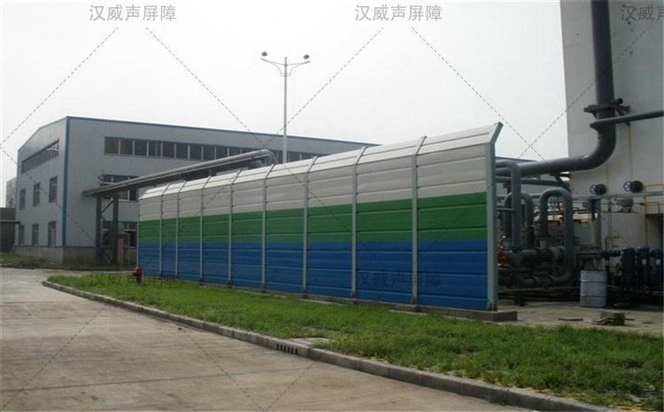 甘肃白银厂界围墙降低噪音围挡