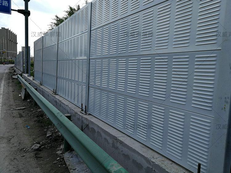 湖北宜昌直立型声屏障
