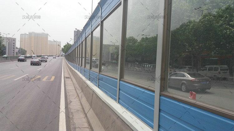 内蒙古乌兰察布快速路声屏障厂家报价